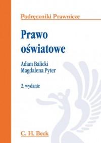 Prawo oświatowe - okładka książki