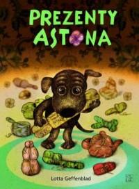 Prezenty Astona - okładka książki