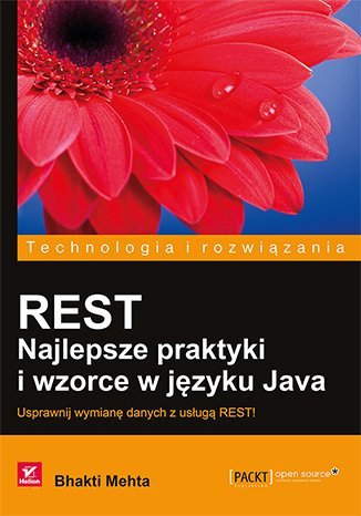 REST. Najlepsze praktyki i wzorce - okładka książki