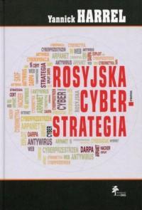 Rosyjska cyberstrategia - okładka książki