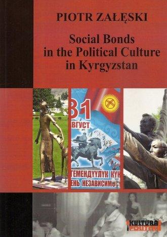 Social Bonds in the Political Culture - okładka książki