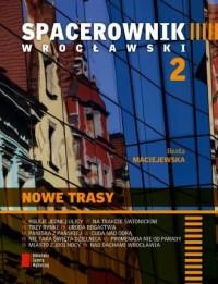 Spacerownik wrocławski 2 - okładka książki