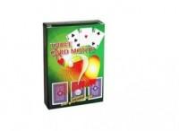 Three card monte. 3 karty - zdjęcie zabawki, gry