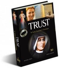 Trust. Ufam Tobie (wersja ang.) - okładka książki