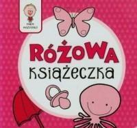 Wiem wszystko. Różowa książeczka - okładka książki