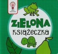 Wiem wszystko. Zielona książeczka - okładka książki