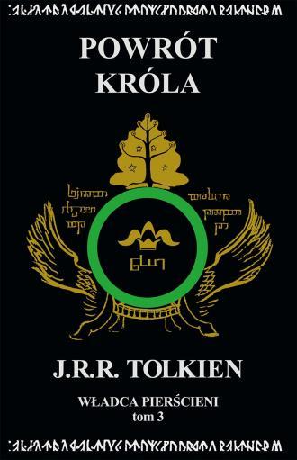 Władca Pierścieni. Tom 3. Powrót - okładka książki