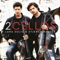 2 Cellos - Wydawnictwo - okładka płyty