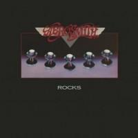 Aerosmith. Rocks - Aerosmith - okładka płyty