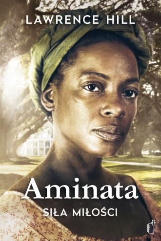 Aminata - siła miłości - okładka książki