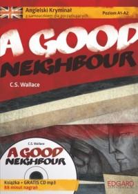 A Good Neighbour. Angielski kryminał - okładka podręcznika
