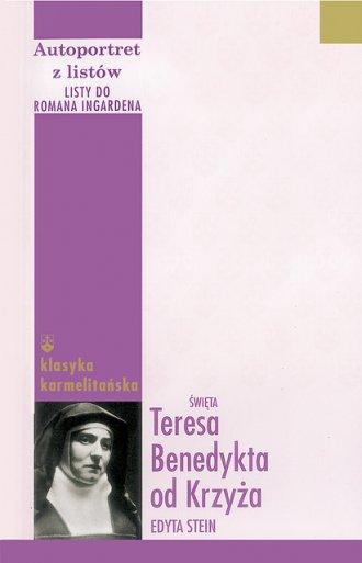 Autoportret z listów do Romana - okładka książki