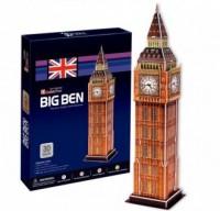 Big Ben (puzzle 3D) - zdjęcie zabawki, gry