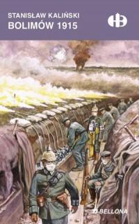 Bolimów 1915 - okładka książki