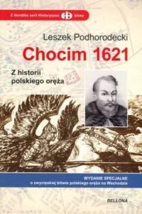 Chocim 1621. Z historii polskiego - okładka książki