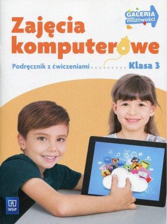 Galeria możliwości. Zajęcia komputerowe. - okładka podręcznika