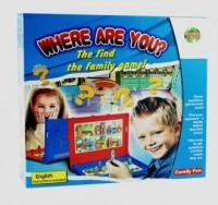 Gdzie jesteś? - zdjęcie zabawki, gry