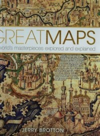 Great Maps the worlds masterpieces explored and explained - okładka książki