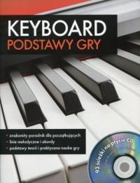 Keyboard. Podstawy gry z płytą CD - okładka podręcznika