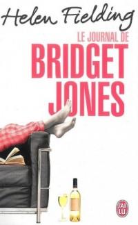 Le journal de Bridget Jones - okładka książki