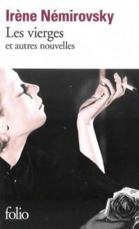 Les vierges et autres nouvellas - okładka książki