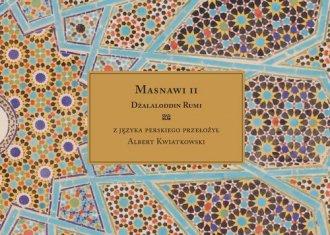 Masnawi II - okładka książki
