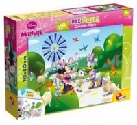 Minnie (puzzle maxi dwustronne - zdjęcie zabawki, gry
