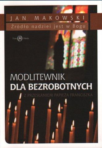 Modlitewnik dla bezrobotnych - okładka książki