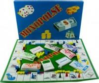 Monopolse. Gra planszowa - zdjęcie zabawki, gry