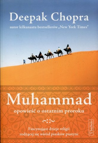 Muhammad. Opowieść o ostatnim proroku - okładka książki