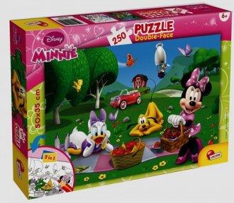 Myszka Miki i przyjaciele (puzzle - zdjęcie zabawki, gry