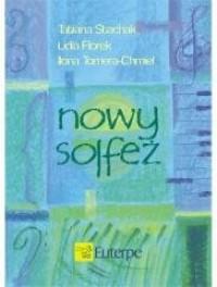 Nowy solfeż - okładka podręcznika