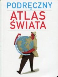 Podręczny atlas świata - okładka książki