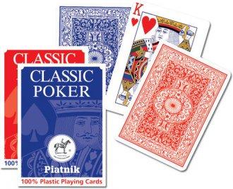 Poker (1 talia) - zdjęcie zabawki, gry