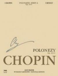 Polonezy. Fryderyk Chopin - okładka podręcznika
