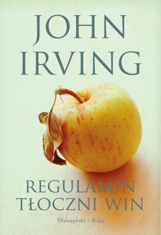 Regulamin tłoczni win - okładka książki