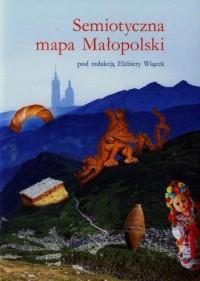 Semiotyczna mapa Małopolski - okładka książki
