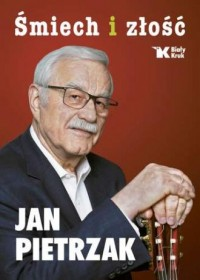 Śmiech i złość - Jan Pietrzak - okładka książki