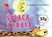 Śpiąca żyrafa - okładka książki