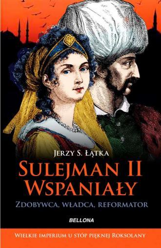 Sulejman II Wspaniały - okładka książki