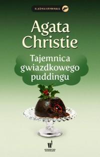 Tajemnica gwiazdkowego puddingu. - okładka książki