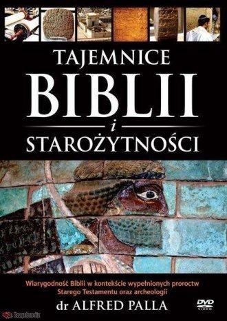 Tajemnice Biblii i starożytności - okładka filmu