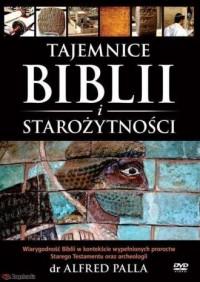 Tajemnice Biblii i starożytności (DVD) - okładka filmu