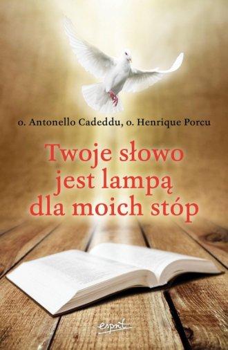 Twoje słowo jest lampą dla moich - okładka książki
