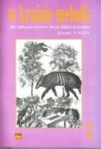 W krainie melodii 3 - okładka podręcznika