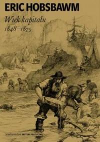 Wiek kapitału 1848-1875 - okładka książki