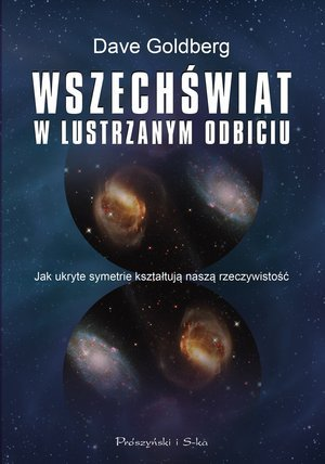 Wszechświat w lustrzanym odbiciu. - okładka książki