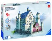 Zamek Neuschwanstein (puzzle 3D) - zdjęcie zabawki, gry