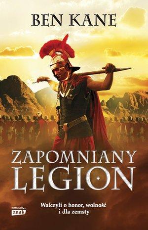 Zapomniany Legion - okładka książki
