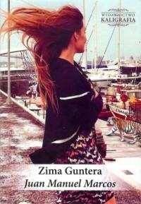 Zima Guntera - okładka książki